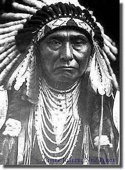 Gran Jefe Indio Seattle